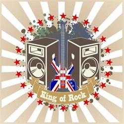 Наволочка  Король рока - фото 27045