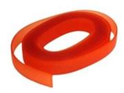 Лента силиконовая Оранжевая