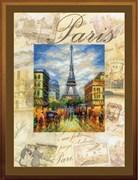 Набор для вышивания  Города мира. Париж