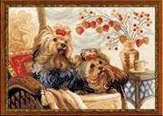 Набор для вышивания  Домашние любимцы