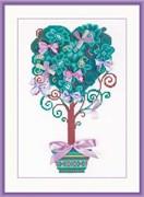 Набор для вышивания  Дерево желаний