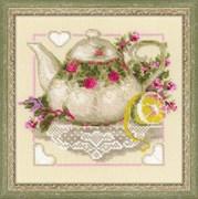 Набор для вышивания  Чай с лимоном