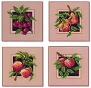 Рисунок на канве (набор из 4-х сюжетов: 946, 947, 948, 949)