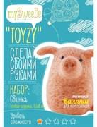 Набор Toyzy валяние начальный  Свинка