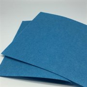 Фетр жёсткий, цвет: голубой (№ 028), 20 * 30 см, толщина 1 мм