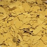Хлопья для декорирования, Тигровая лилия (желтый)