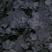 Хлопья для декорирования, Темная ночь ( Черный)