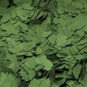 Хлопья для декорирования, Изумруд (Зеленый)