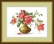 Набор для вышивания  Крымские розы