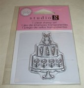 Штампы Studio G (Clear Stamps). Пасха4