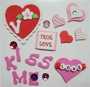 Декоративные элементы KISS ME