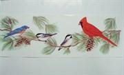 Переводная картинка  Птицы