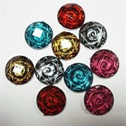 Цветные кристаллы 16 мм