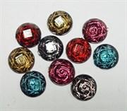 Цветные кристаллы 10 мм