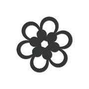 Акриловая форма Цветок
