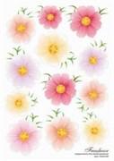 Термопленка Нежные цветы