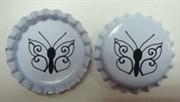 Пробка металлическая  Бабочка  (Bottle Cap Inc)