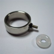 Заготовка для кольца 18 мм