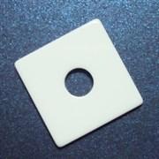 Декоративный элемент  Квадрат белый