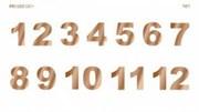 Free-слайдер  Цифры 101