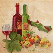 Салфетка  Вино и виноград