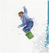 Набор  Сноубордист