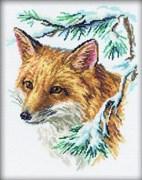 Набор для вышивания  Лиса