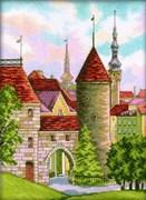Набор для вышивания  Старый Таллин