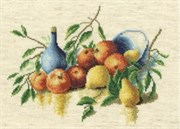 Набор для вышивания  Натюрморт с фруктами