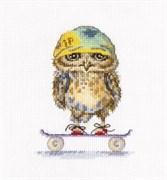 Набор для вышивания  Скейтбордист
