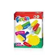 Краски пальчиковые 2 цв.по 40мл.