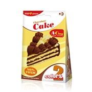 Легкий пластилин в наборе мини-сумочке  Торт Шоколадный