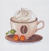Набор для вышивания  Кофе со сливками
