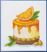 Набор для вышивания  Апельсиновая долька