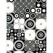 Бумага Decopatch геометрия черно-белая