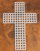 Канва пластиковая Крест
