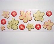 Наклейки  Цветы  Яблоневый цвет