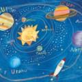 Бумага  Космос
