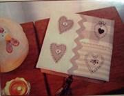 Набор для изготовления шкатулки  Валентин