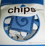 Набор чипбордов  Голубые брызги