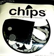 Набор чипбордов  Черный