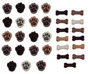 Набор пуговиц  Крошечные собачки
