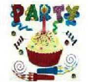 Наклейки  Праздник  PARTY