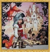 Схема  Маленький рыцарь  (Petit Chevalier)