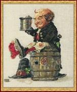 Набор  Пьяница  (Le Cluricaun)