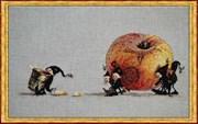 Набор  Яблоко  (Pomme)