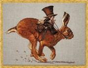 Набор  Почтальон на зайце  (Le Lievre et le Postier)