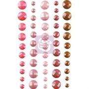 Кристаллы акриловые Розовые