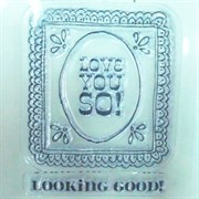 Штампы Studio G (Clear Stamps) LOVE YOU SO!