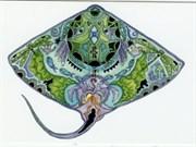 Брелок для ключей Скат ( Earth Art International )